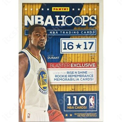 2016-17 NBA Hoops Basketball Blaster doboz