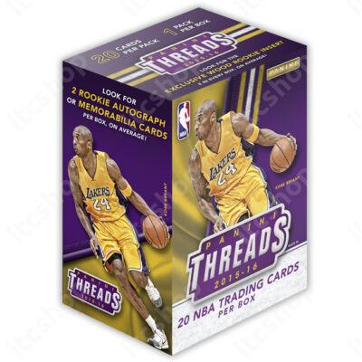 2015-16 Threads Basketball Blaster doboz