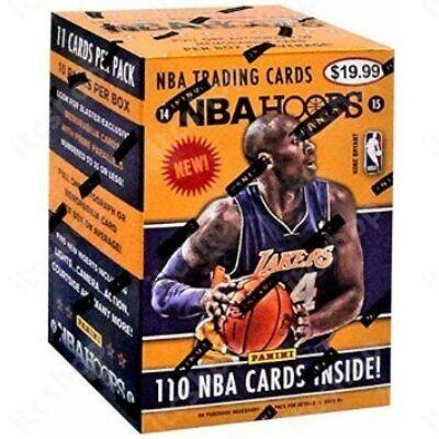 2014-15 Panini NBA Hoops Basketball Blaster Doboz