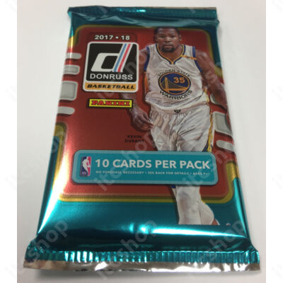 2017-18 Donruss Basketball Hobby csomag
