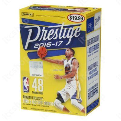 2016-17 Prestige Basketball Blaster doboz