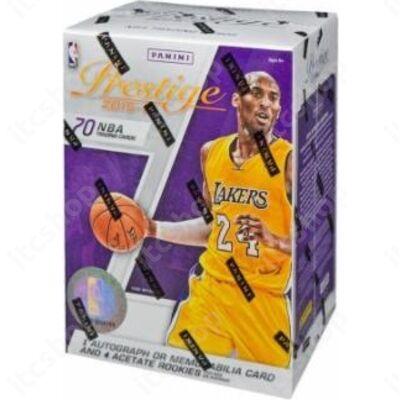 2015-16 Prestige Basketball Blaster doboz
