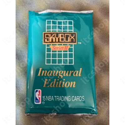 1990-91 Skybox Series 2 Basketball csomag