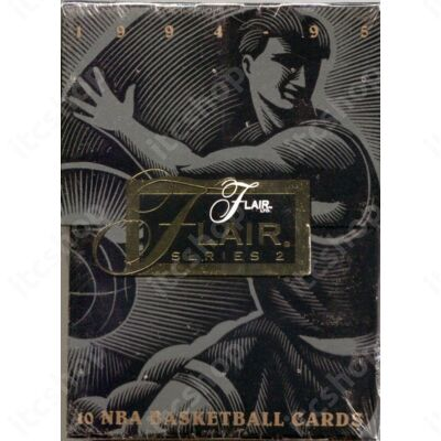 1994-95 Fleer Flair Series 2 hobby csomag