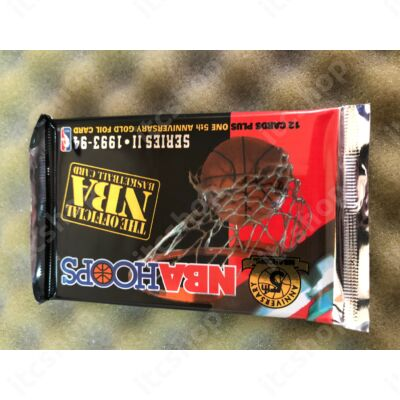 1993-94 Skybox NBA Hoops Series 2 Basketball hobby csomag