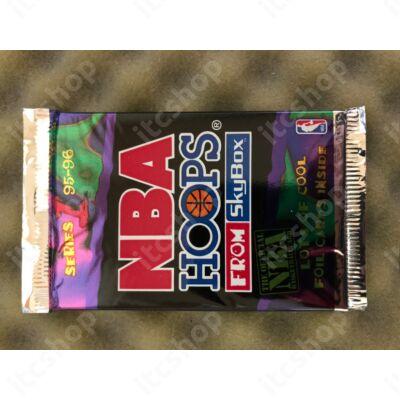 1995-96 Skybox NBA Hoops Series 1 hobby csomag