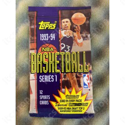 1993-94 Topps Series 1 Hobby csomag