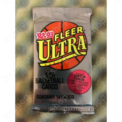 1992-93 Fleer Ultra Series 1 csomag