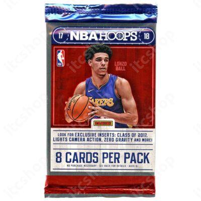 2017-18 Prestige Basketball Fat pack csomag