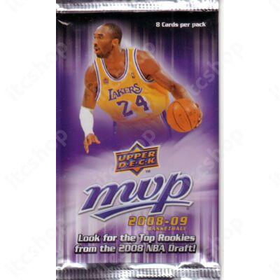 2008-09 Upper Deck MVP Basketball retail csomag