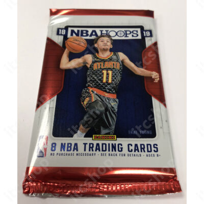 2018-19 NBA Hoops Basketball Hobby csomag