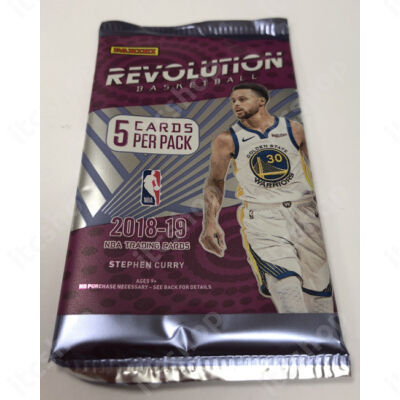 2018-19 Revolution Basketball Hobby csomag