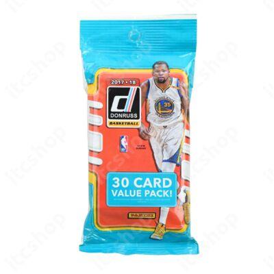 2017-18 Donruss Basketball Jumbo csomag