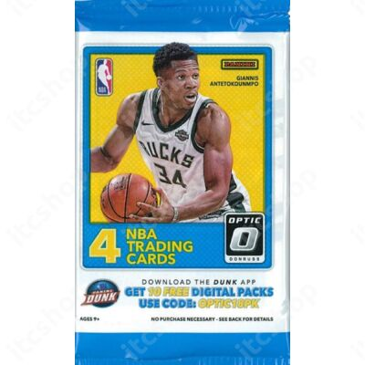 2017-18 Donruss Optic Basketball Hobby doboz