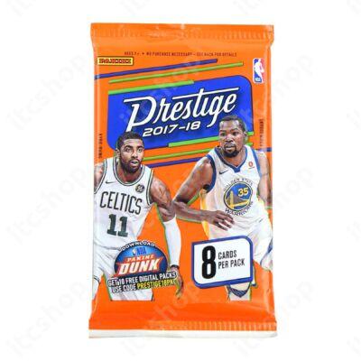 2017-18 Prestige Basketball Hobby csomag