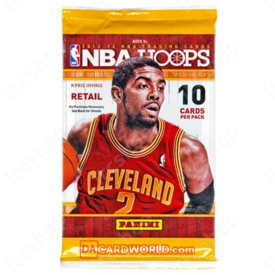 2013-14 NBA Hoops Basketball retail csomag