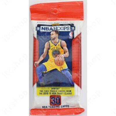 2018-19 NBA Hoops Basketball Jumbo csomag