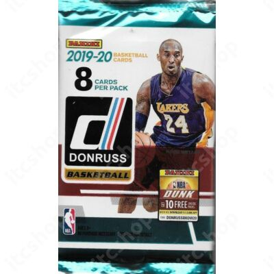 2019-20 Donruss Basketball Retail csomag