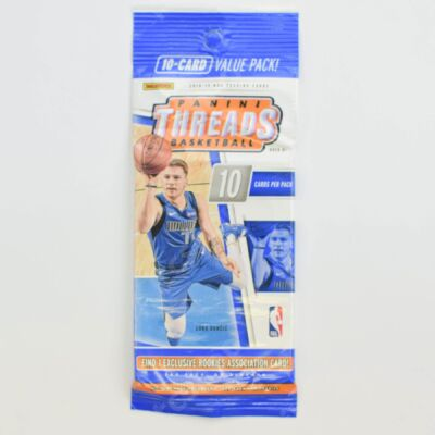 2018-19 Threads Basketball Jumbo csomag