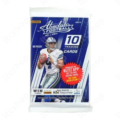 2017 Absolute Football retail csomag