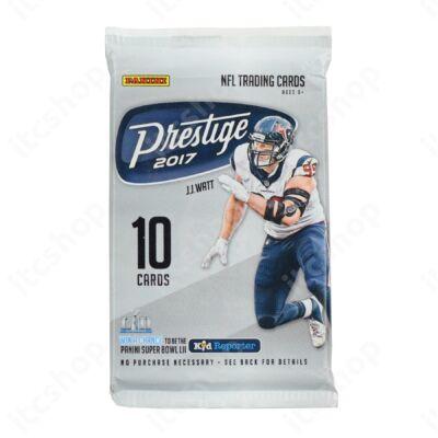 2017 Prestige Football retail csomag