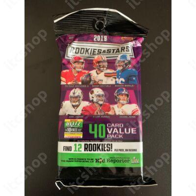 2019 Rookies & Stars Football Jumbo csomag