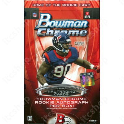 2014 Bowman Chrome NFL Hobby doboz