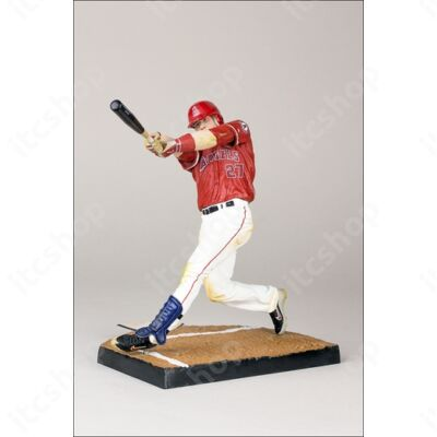 McFarlane Series 33 Mike Trout Los Angeles Angels MLB Figura