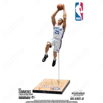 McFarlane Series 30 NBA Ben Simmons figura - 16cm