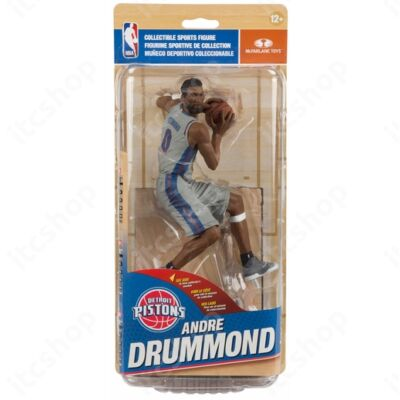 McFarlane Series 31 NBA Andre Drummond Bronze Level figura 0359/2000