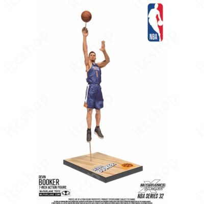McFarlane Series 32 NBA Devin Booker figura - 16cm