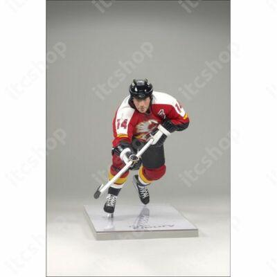 McFarlane Series 8 Theoren Fleury Calgary Flames NHL figura - 16 cm