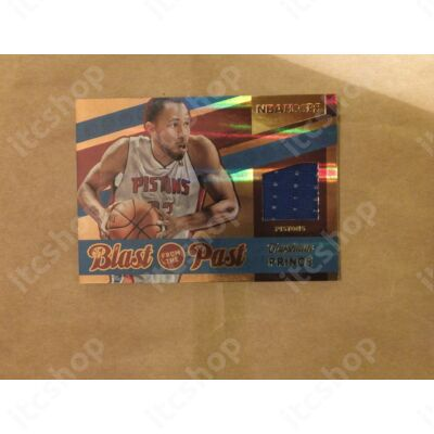 2014-15 Hoops Blast from the Past Memorabilia #15 Tayshaun Prince