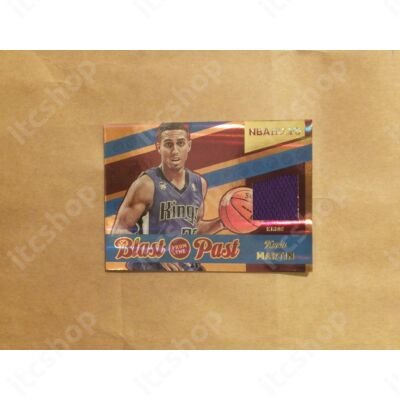 2014-15 Hoops Blast from the Past Memorabilia #9 Kevin Martin
