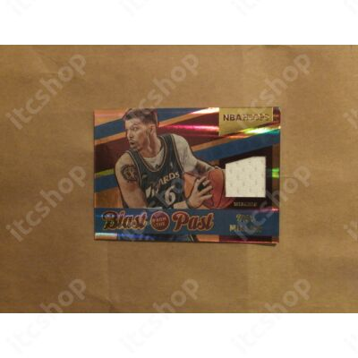 2014-15 Hoops Blast from the Past Memorabilia #12 Mike Miller
