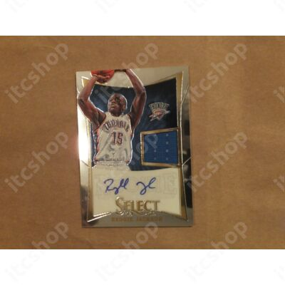 2012-13 Select #257 Reggie Jackson JSY AU/399 RC