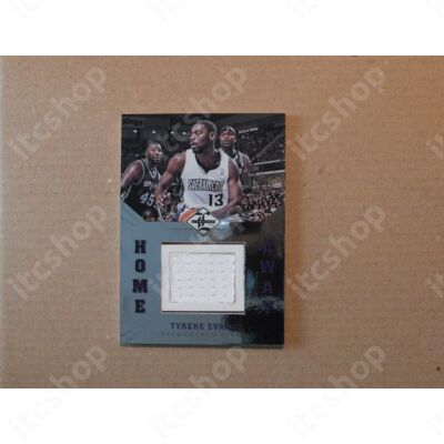 2012-13 Limited Home and Away Materials #19 Tyreke Evans/99