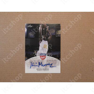 2012-13 Leaf Autographs #KM3 Kevin Murphy