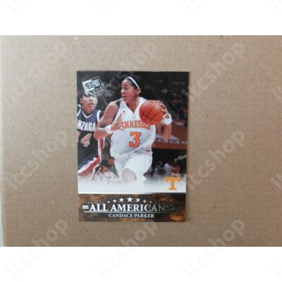 2008 Press Pass #50 Candace Parker AA