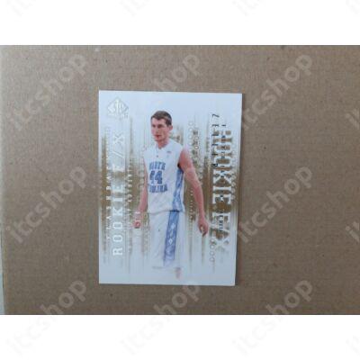 2012-13 SP Authentic #90 Tyler Zeller FB