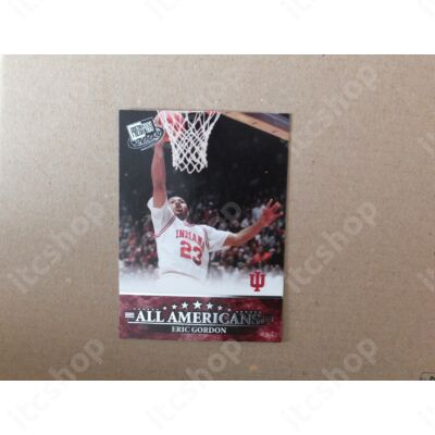 2008 Press Pass #52 Eric Gordon AA