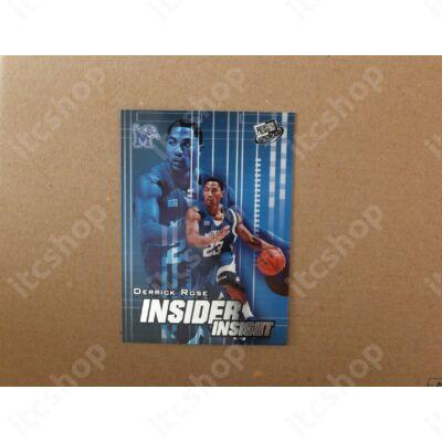 2008 Press Pass Insider Insight #II2 Derrick Rose