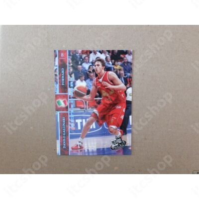 2008 Press Pass #9 Danilo Gallinari