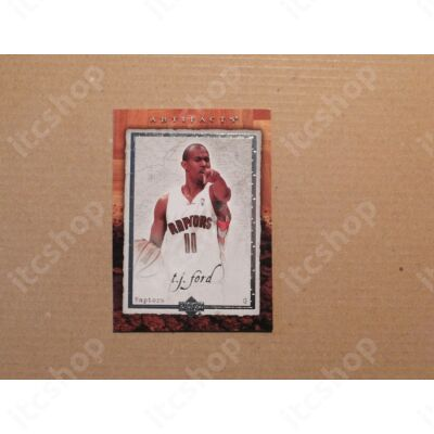 2007-08 Artifacts #93 T.J. Ford