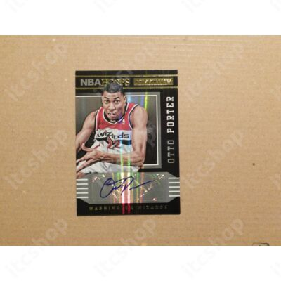 2014-15 Hoops Hot Signatures #1 Otto Porter