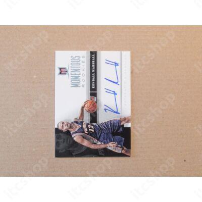 2012-13 Momentum Momentous Rookies Autographs #25 Kendall Marshall