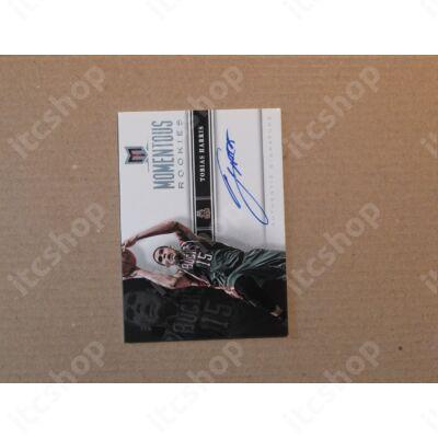 2012-13 Momentum Momentous Rookies Autographs #48 Tobias Harris