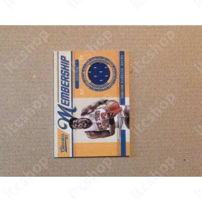 2010-11 Classics Membership Materials #45 Patrick Ewing/499