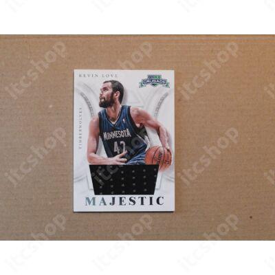 2012-13 Panini Crusade Majestic Materials #93 Kevin Love