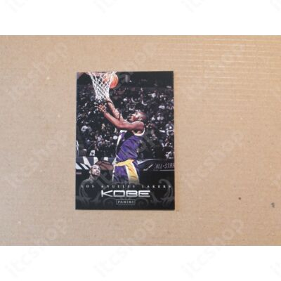2012-13 Panini Kobe Anthology #9 Kobe Bryant